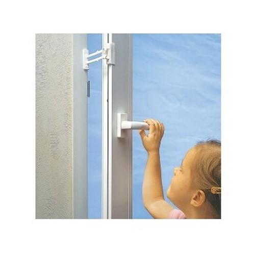 Verrou de sécurité pour fenêtre