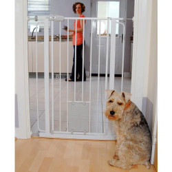 Child & Pet Gate plus Cat Flap