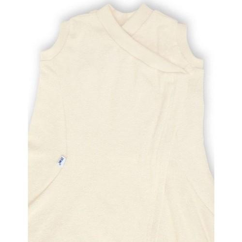 Couverture Zewi-Fix avec gilet écru
