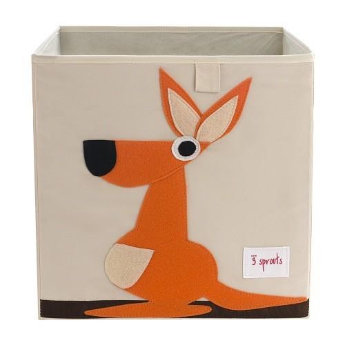 Panier de rangement kangourou