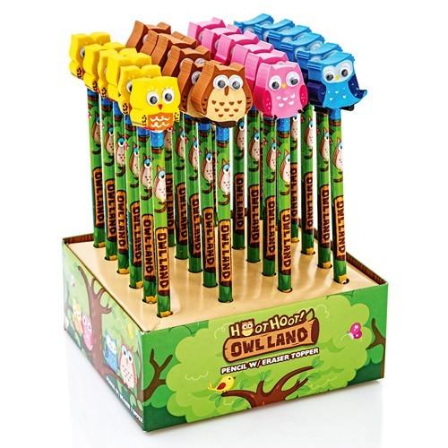 Crayon hibou no 30