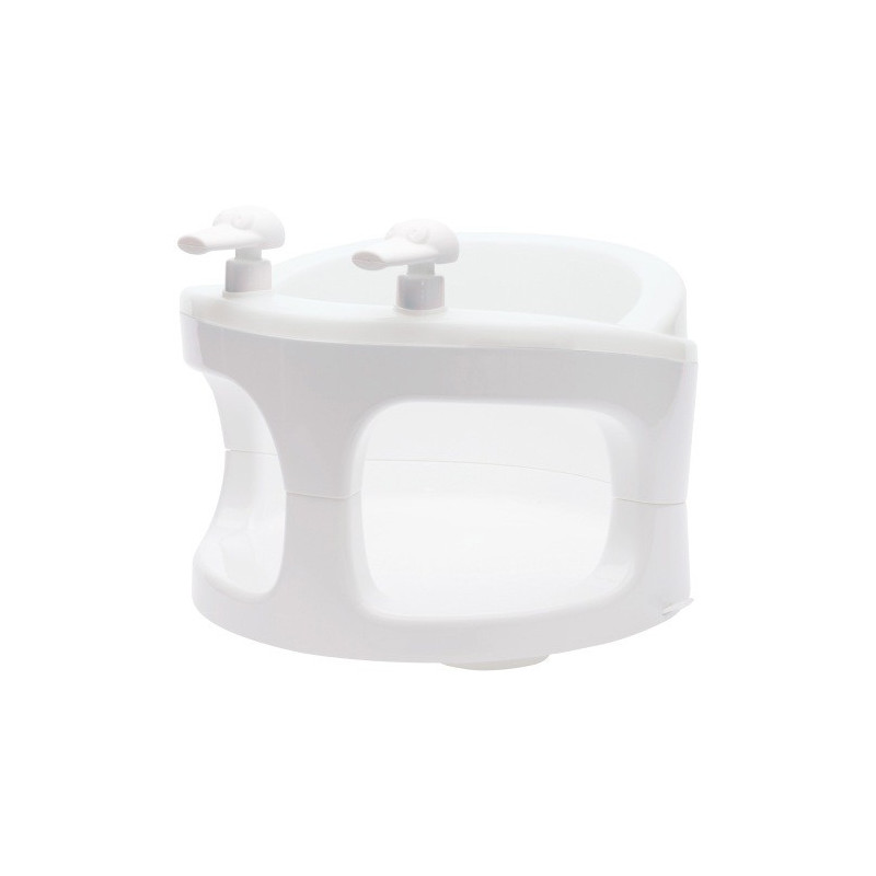 Anneau de bain blanc
