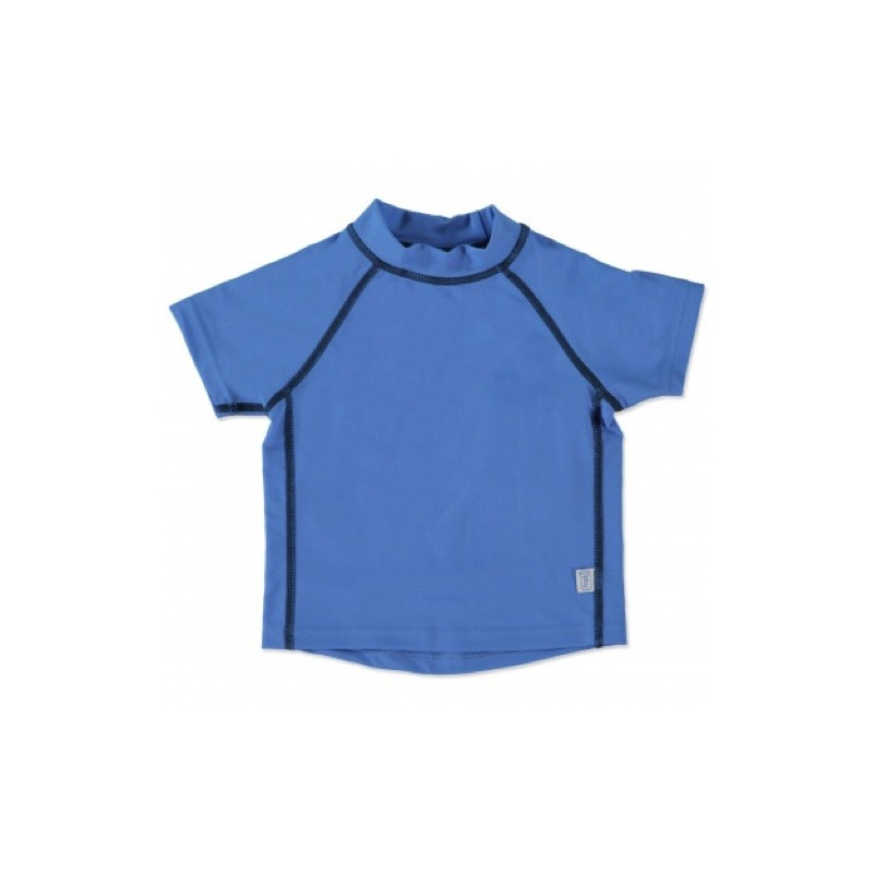 T-shirt anti-uv bleu