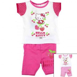 Ensemble cerises Hello Kitty