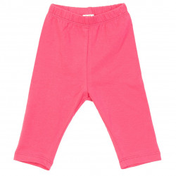 Legging uni rose