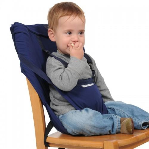 Sack'n Seat bleu