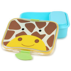 Zoo Lunch Kit - Girafe