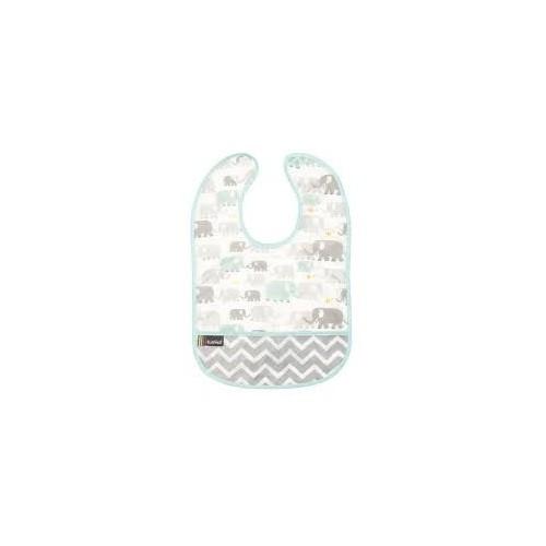 Bavoir 6-12 mois éléphant