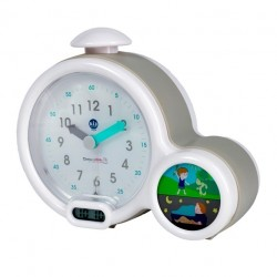 Kid Sleep Clock gris