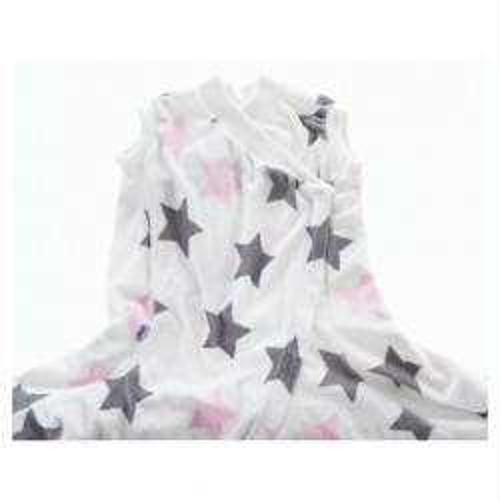 Couverture Zewi-Fix étoiles roses