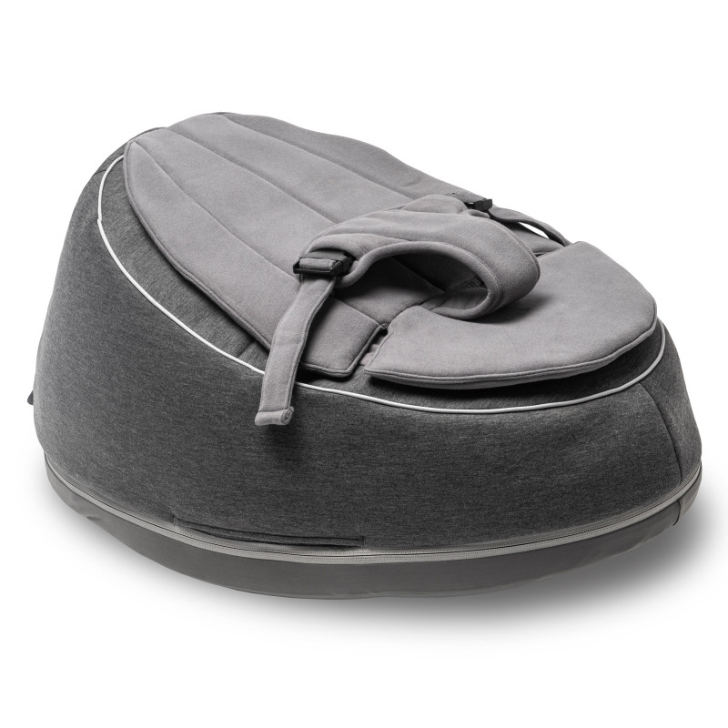 Pouf anthracite