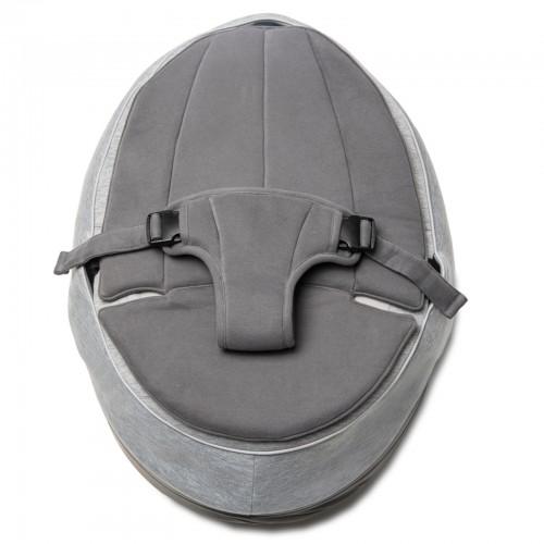 Pouf gris